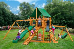 Play Nation Horizon w/ Tire Swing & Ramp