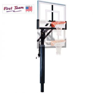 Jam Select In Ground Adjustable Basketball Goal